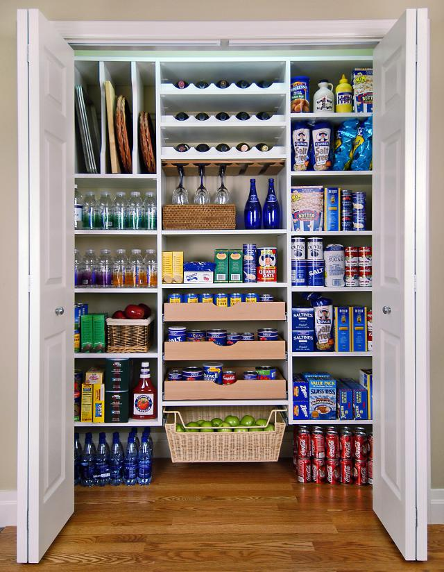 Kitchen food pantry photo - 3