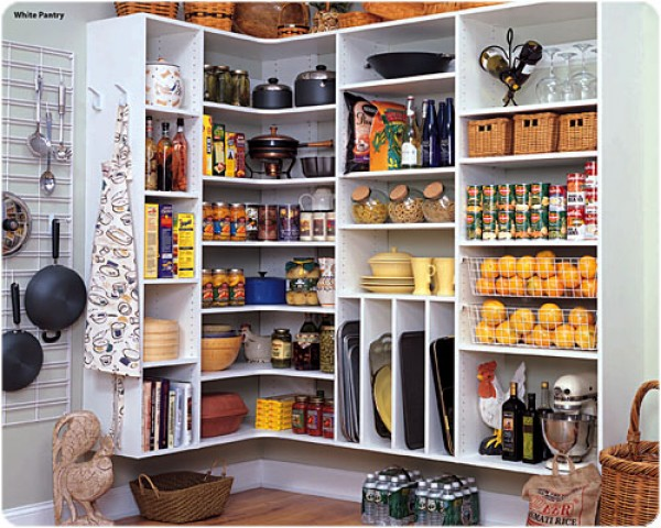 10 Photos To Kitchen Food Pantry Cabinet
