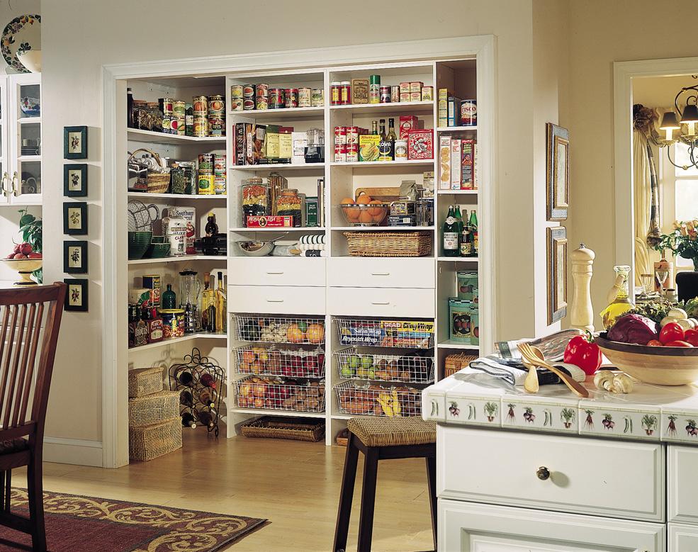 Kitchen furniture pantry photo - 2