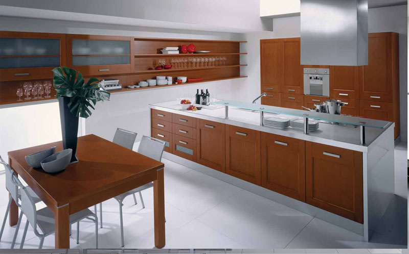 Kitchen furniture storage photo - 3
