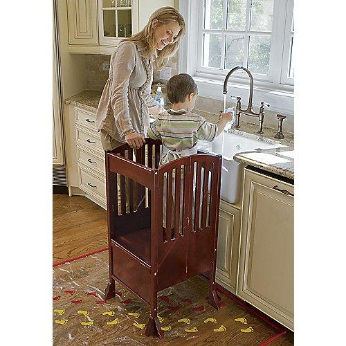 Kitchen helper step stool photo - 2