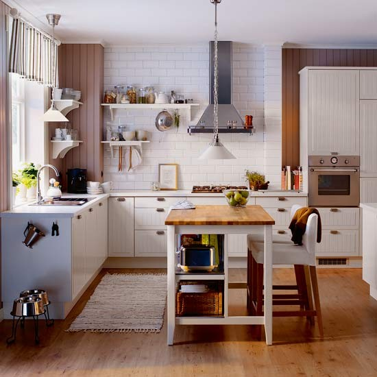 Kitchen island bar photo - 3