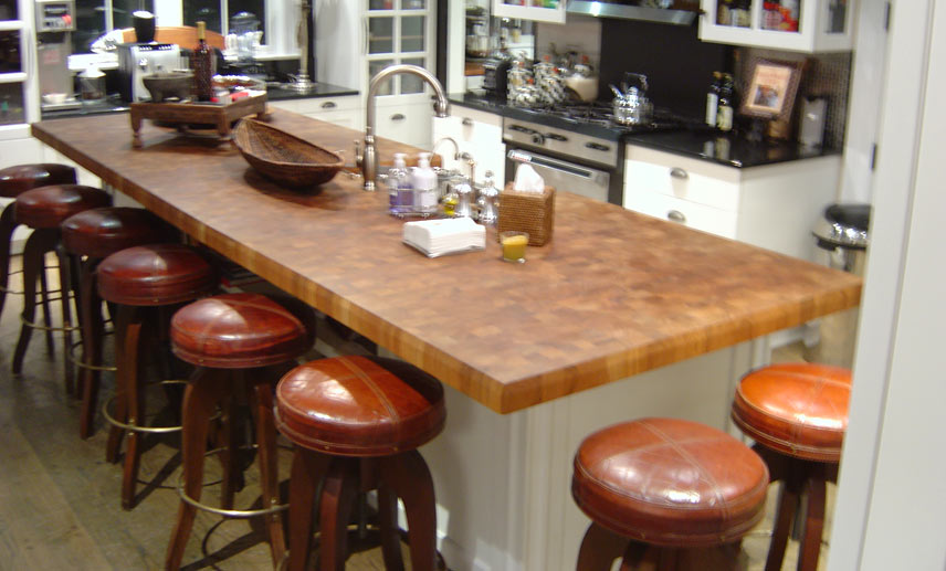 Fresh Idea To Design Your Butcher Block Kitchen Island Australia