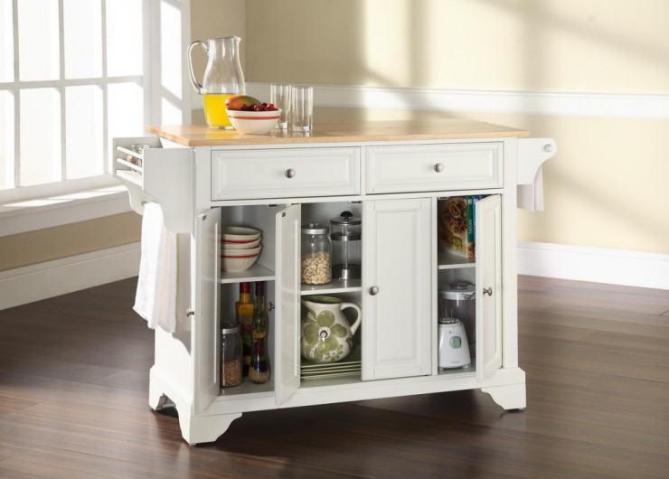 Genial 10 Photos To Kitchen Island Cart Big Lots