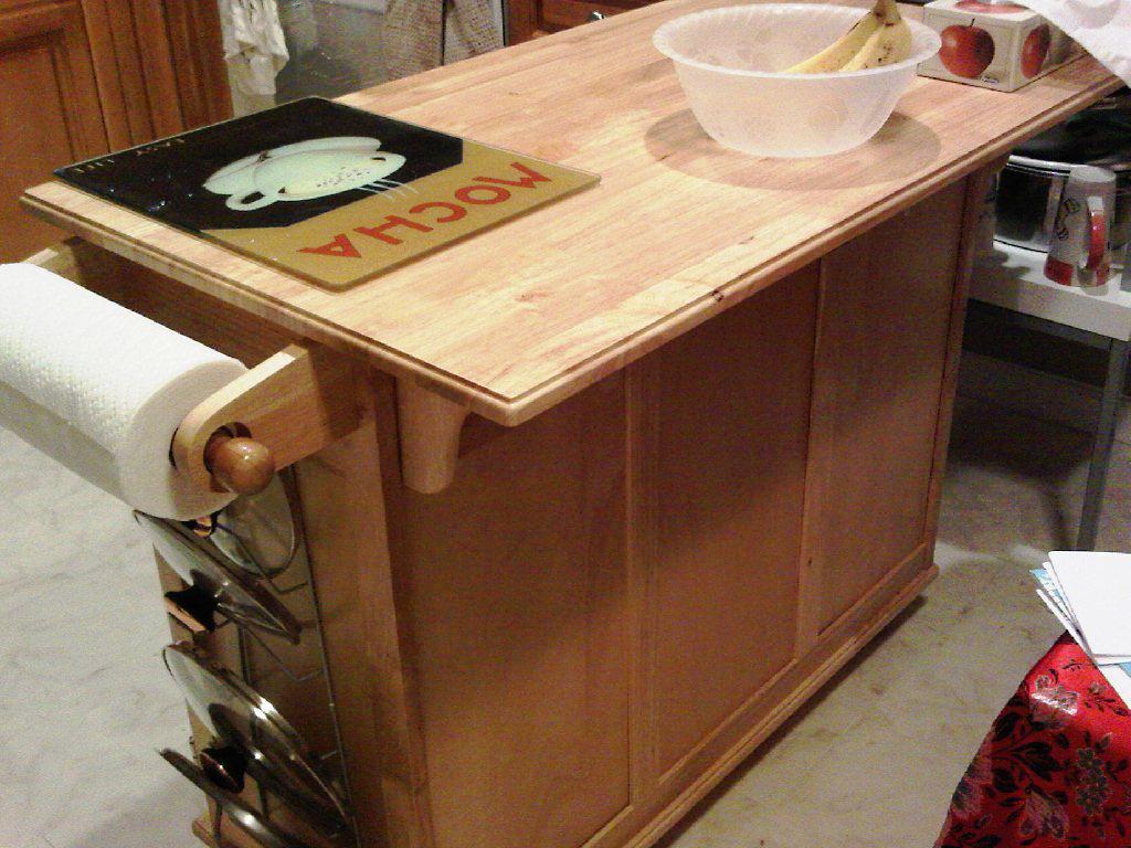 Kitchen island cart target photo - 2