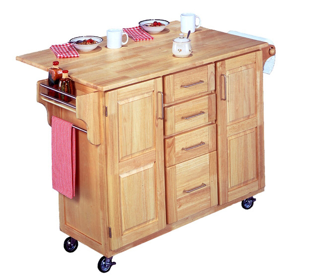 Kitchen island cart with drop leaf | | Kitchen ideas