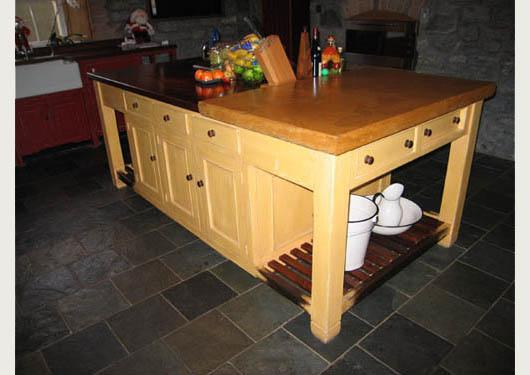 Kitchen island furniture photo - 2