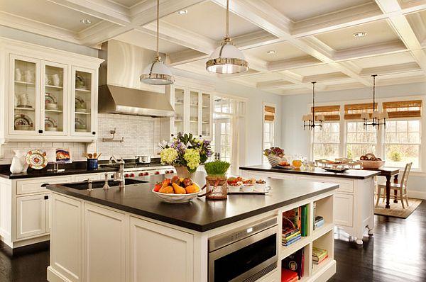 Kitchen island large photo - 2