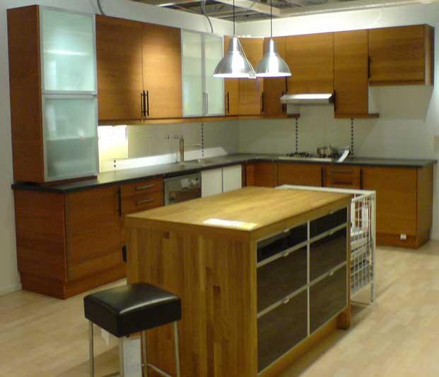 Kitchen island modern photo - 3