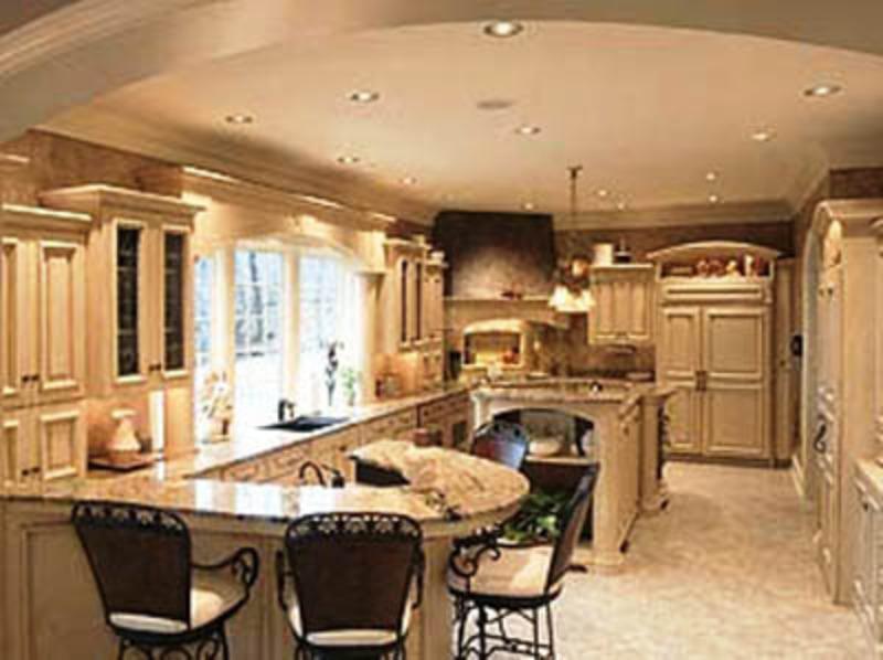 Kitchen island storage photo - 2