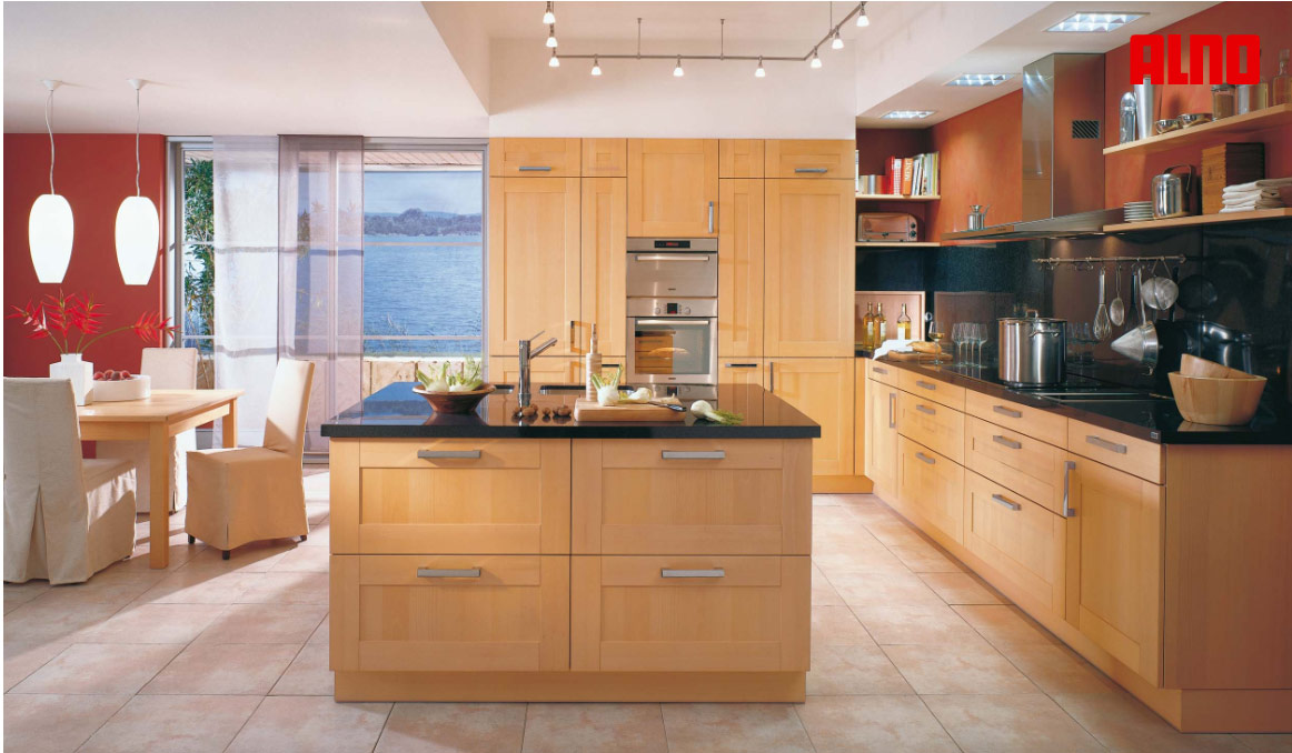 Kitchen island storage photo - 3
