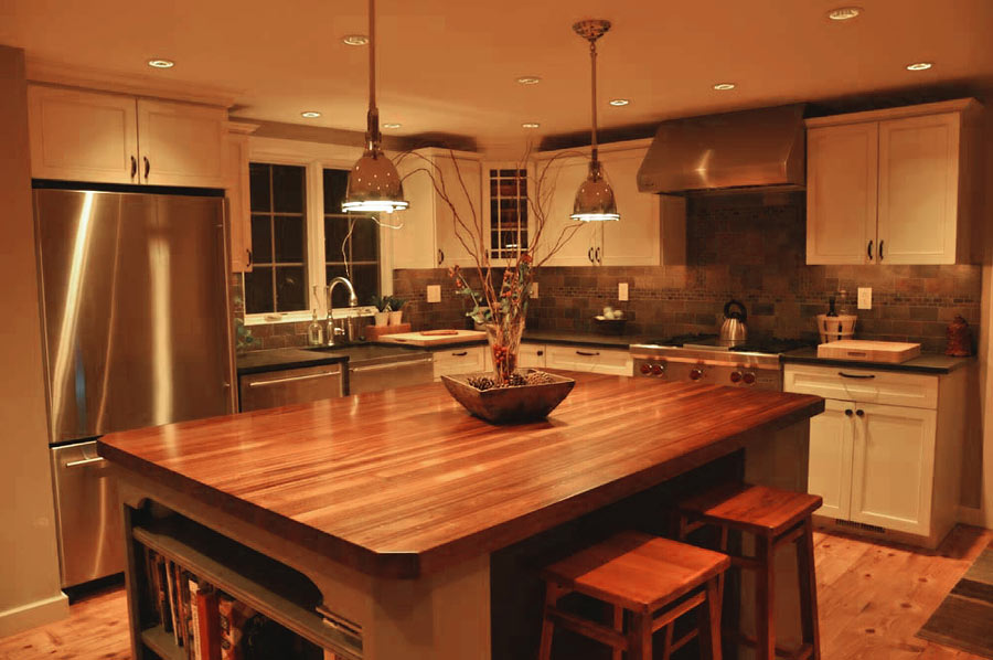 Kitchen island styles photo - 2