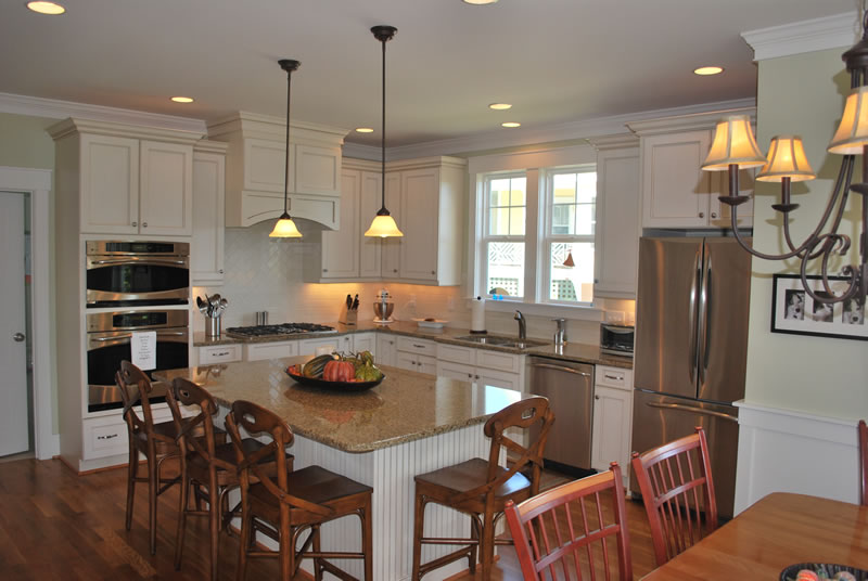 Kitchen With Island Images kitchen island with seating for 2 | kitchen ideas