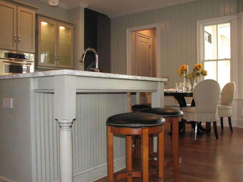 Kitchen islands black photo - 3