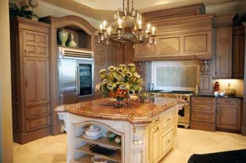 Kitchen islands furniture photo - 1