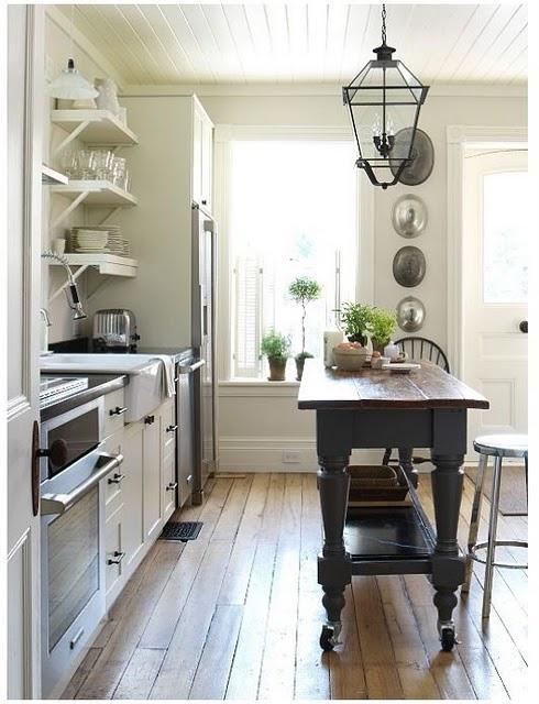 Kitchen islands furniture photo - 2