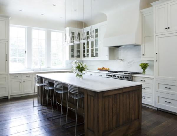 Kitchen islands stools photo - 2