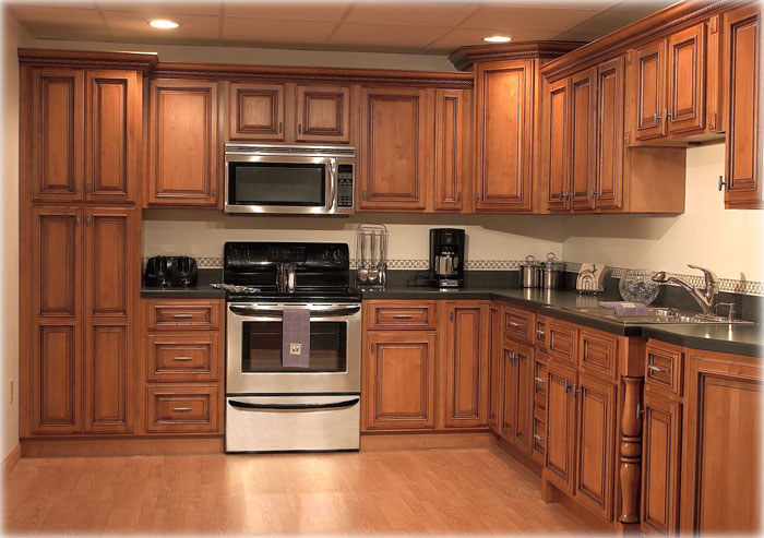 Kitchen islands with drawers photo - 3