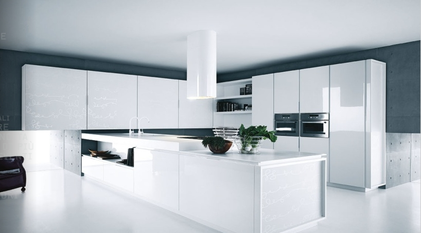 Kitchen islands with stainless steel tops photo - 3