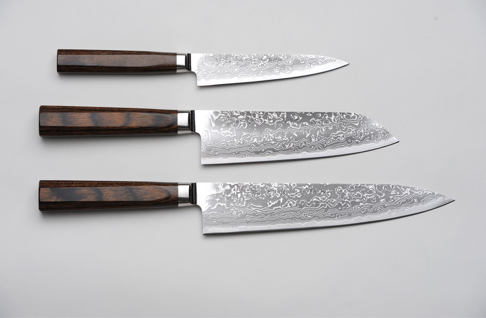 Kitchen knife sets photo - 1