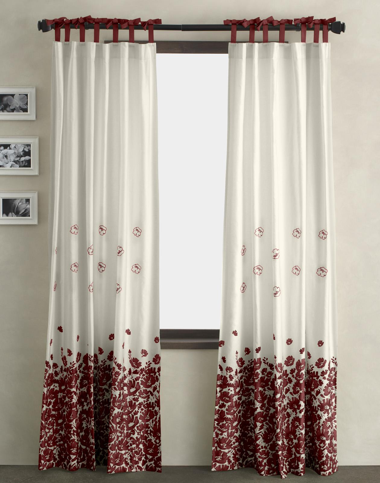 Kitchen panel curtains photo - 1