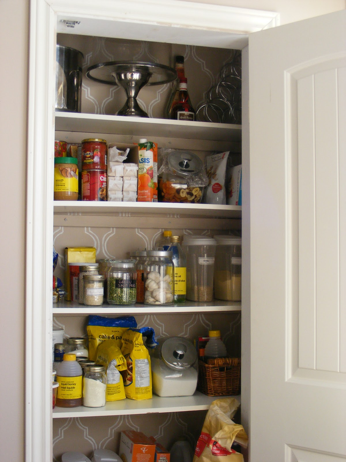 Kitchen pantry cabinet photo - 2