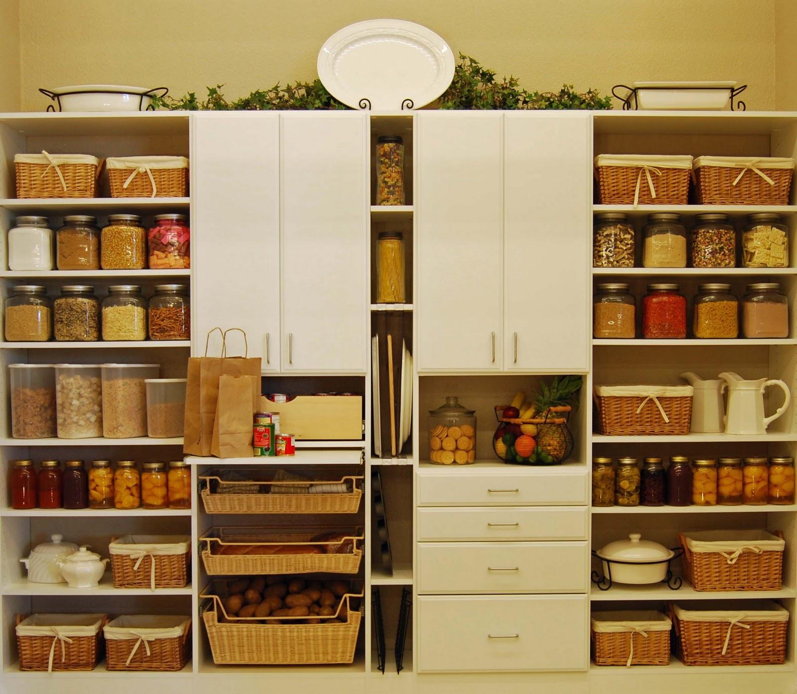 Kitchen pantry cupboard photo - 3