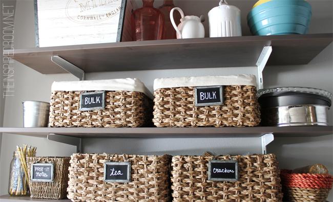 Kitchen pantry storage systems photo - 1