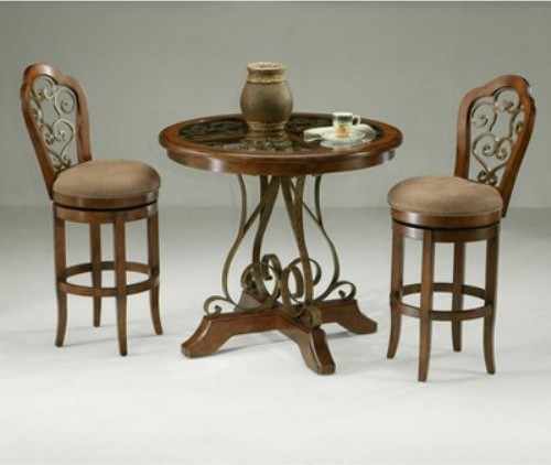 Kitchen pub table sets photo - 2