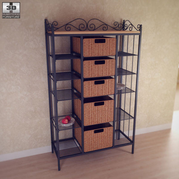 Kitchen rack storage photo - 1