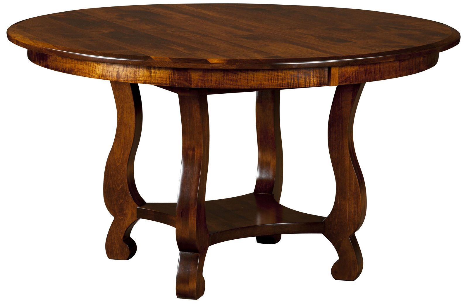 Kitchen round table and chairs photo - 1