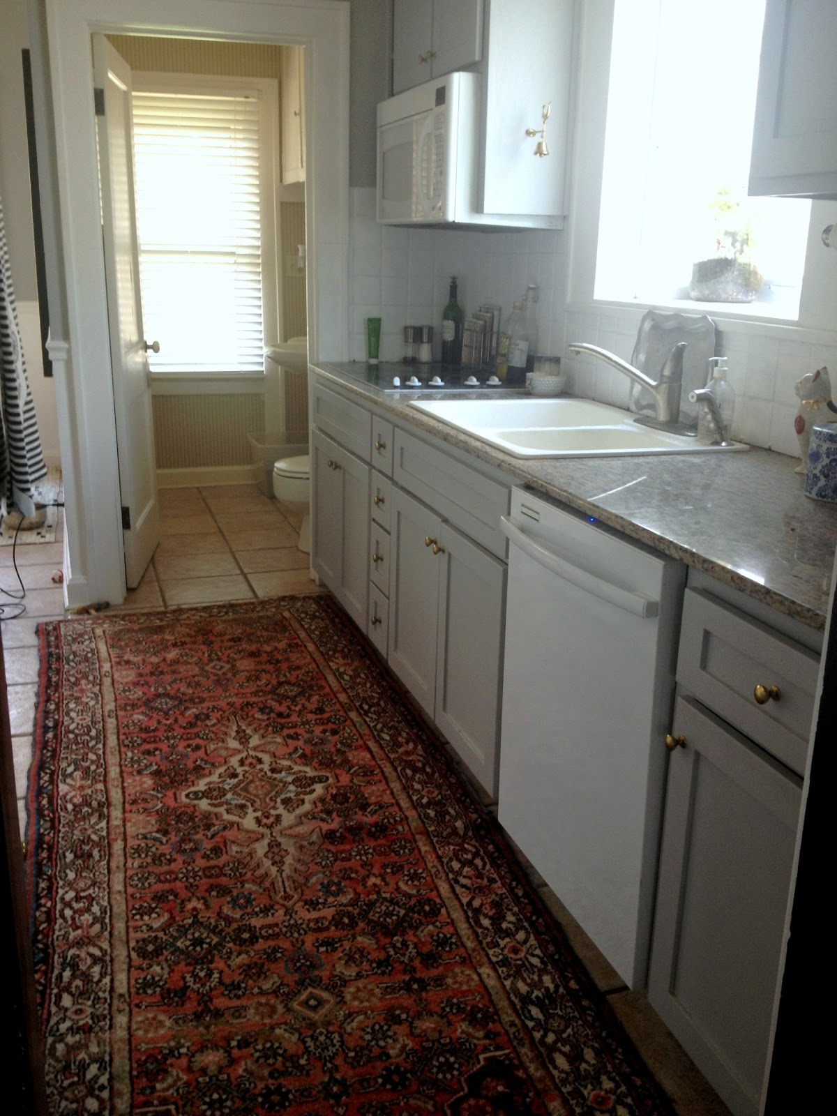 Kitchen Rug Runners Ideas