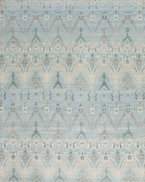 Kitchen rugs blue photo - 1