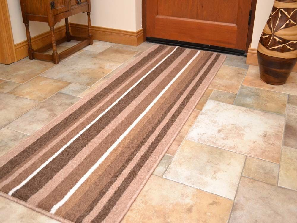 Kitchen runner rugs washable photo - 3