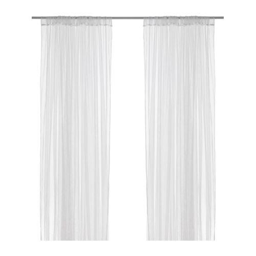 Kitchen sheer curtains photo - 1