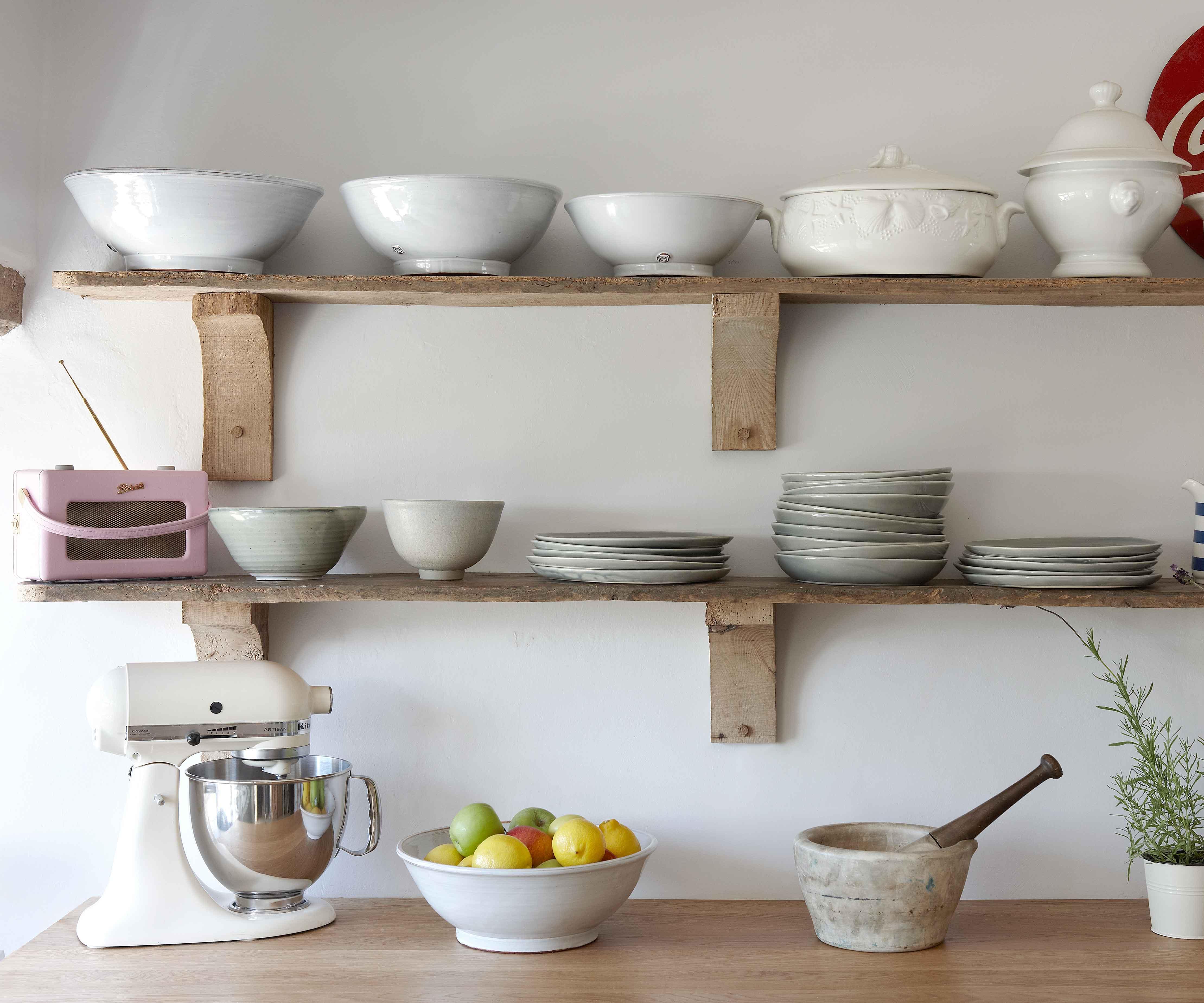 Kitchen shelf photo - 3