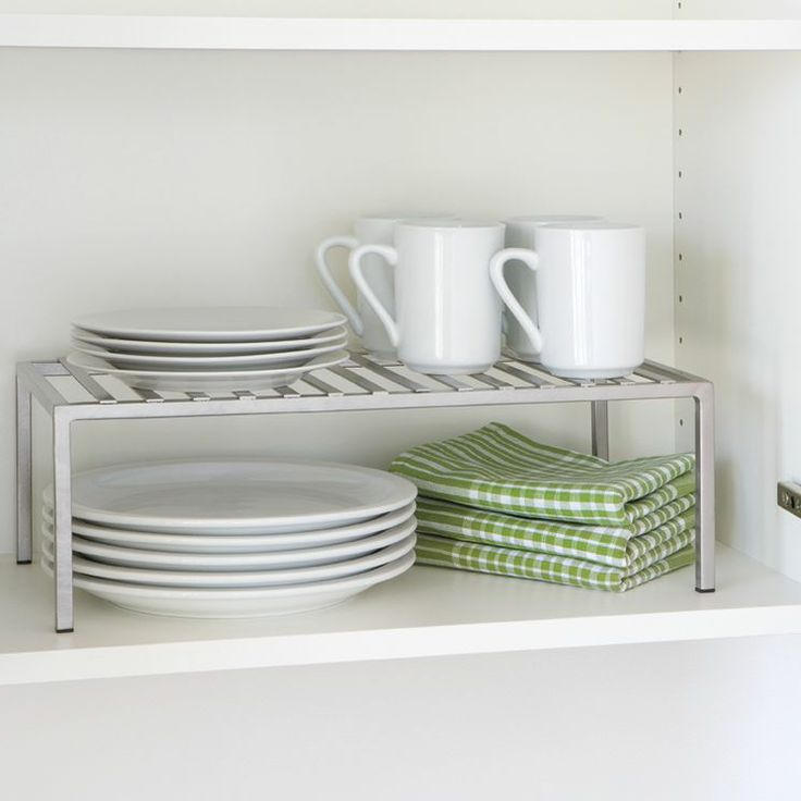 Kitchen shelf organizer photo - 2