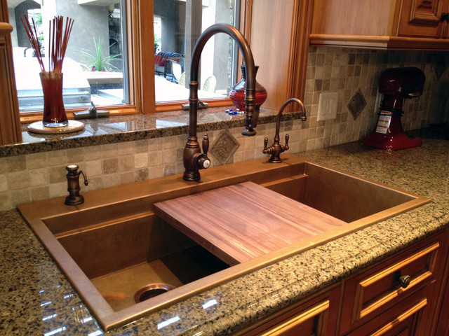 Kitchen Sink With Cutting Board And Colander Best Ideas 2017