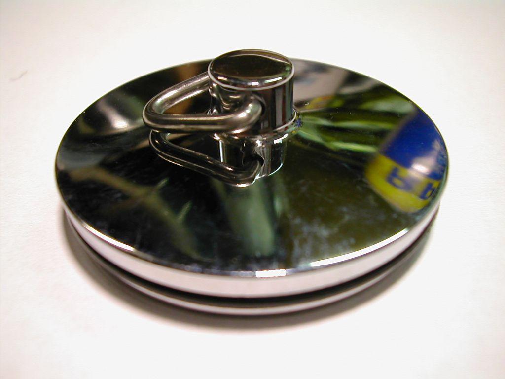 Kitchen sink plug photo - 3