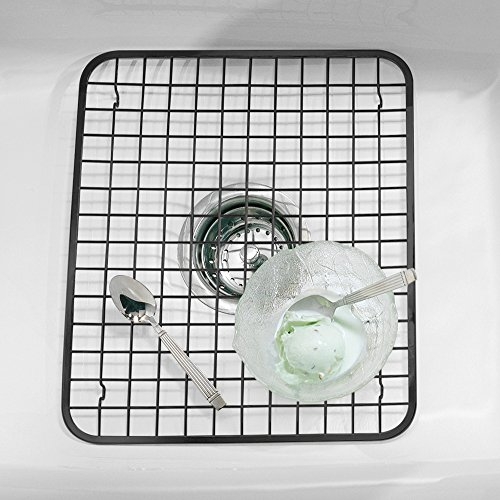 Kitchen sink protector mats photo - 3