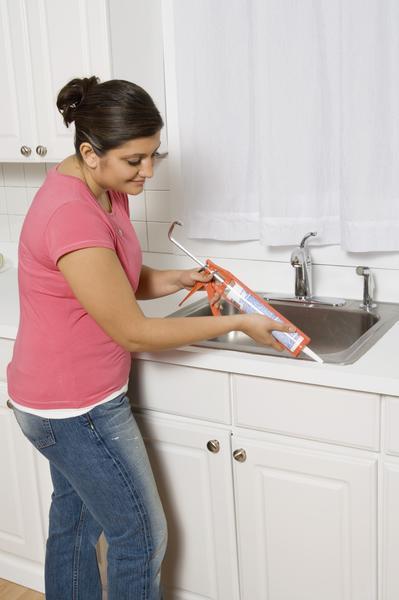 Kitchen sink sprayer replacement photo - 1
