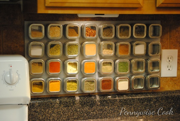 Kitchen spice racks photo - 1