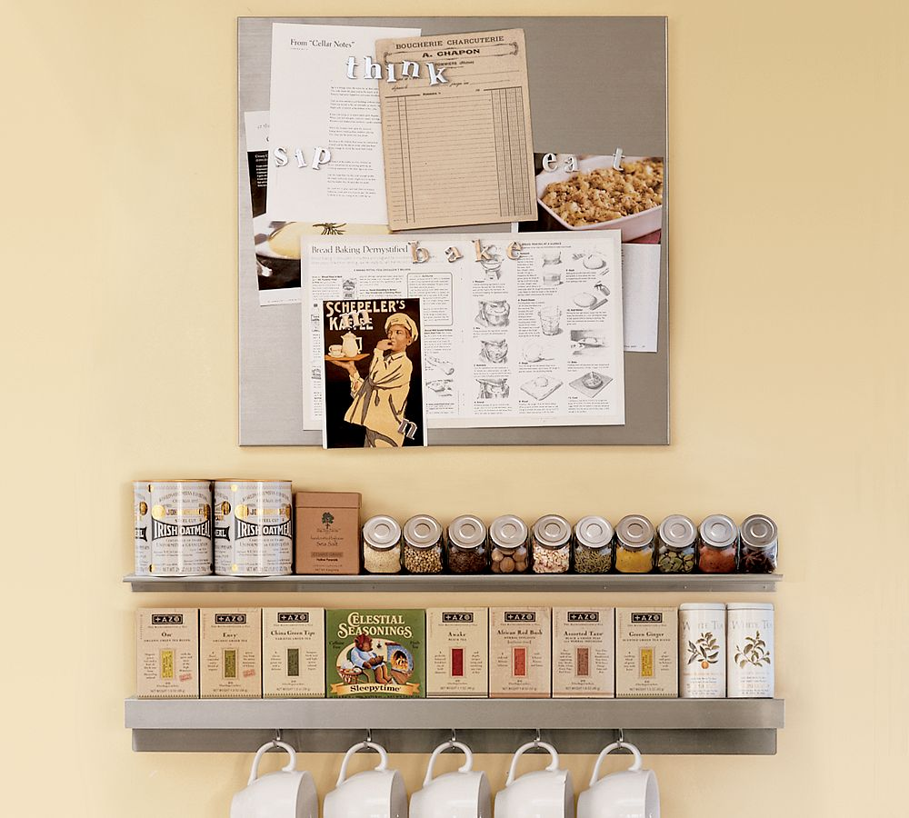 Kitchen spice storage photo - 1