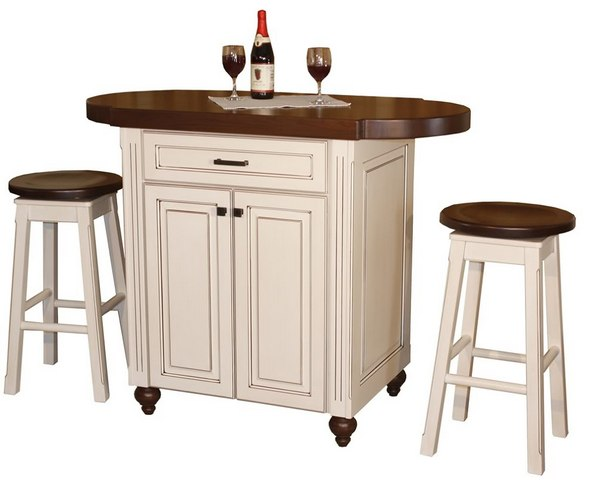 Kitchen stool height photo - 2