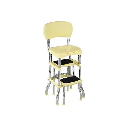 Kitchen stool with steps photo - 1