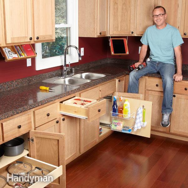 Kitchen storage and organization photo - 1