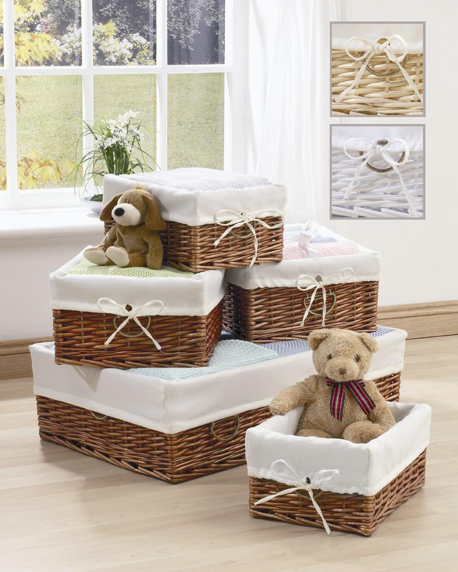 Kitchen storage baskets photo - 1