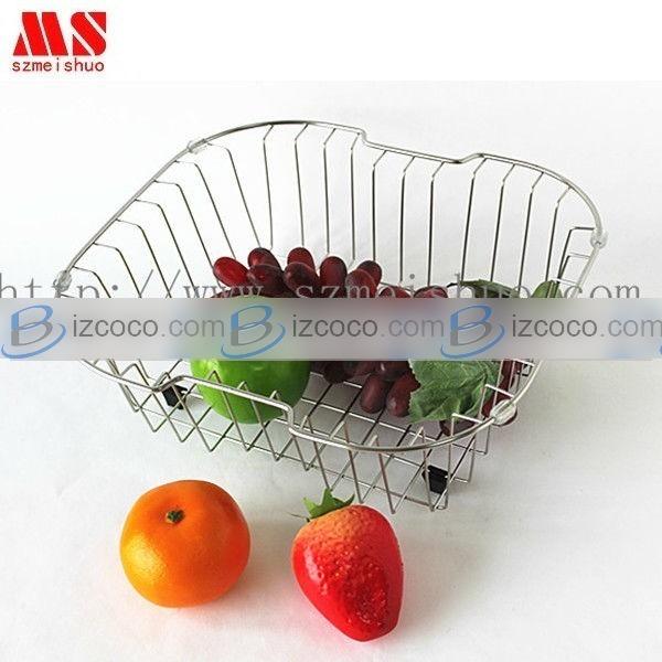 Kitchen storage baskets photo - 3