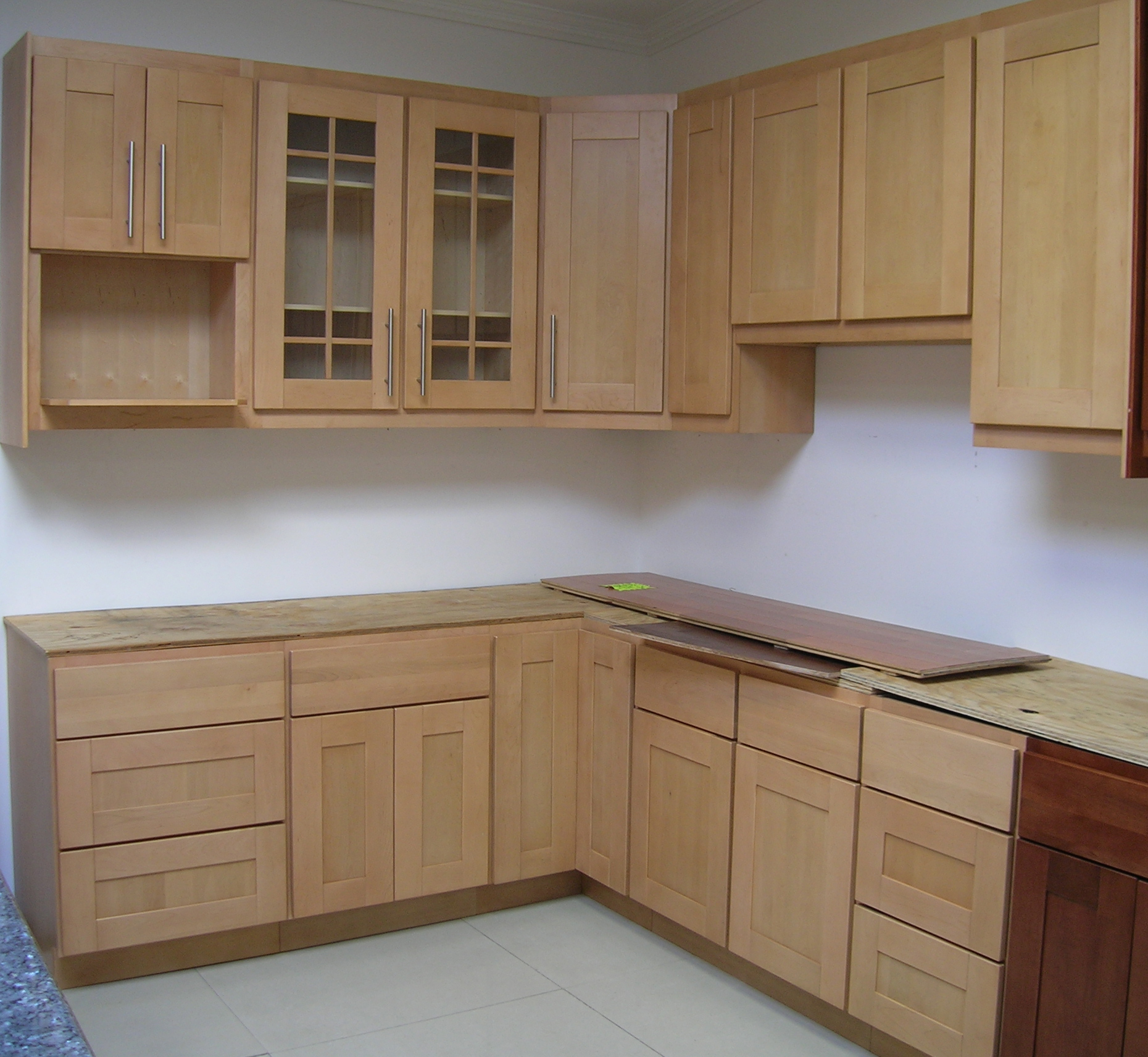 Kitchen storage cabinets photo - 2