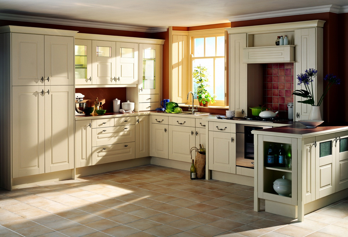 Kitchen storage cabinets photo - 3